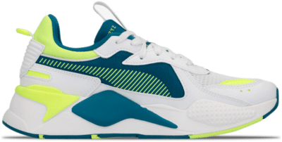 "PUMA Sportstyle RS-X Hard Drive JR ""Fizzy Yellow"" 370644-04"