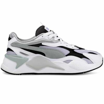Puma RS-X Layers sportschoenen voor Dames Wit / Paars 374667_01