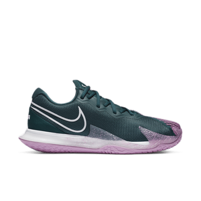 NikeCourt Air Zoom Vapor Cage 4 Hardcourt Groen CD0424-300