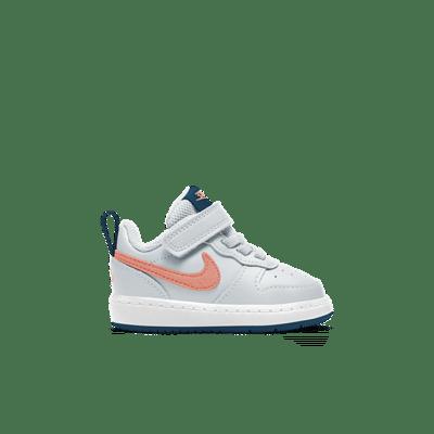 Nike Court Borough Low Grijs BQ5453-009