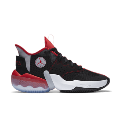 Jordan React Elevation Zwart CK6618-006