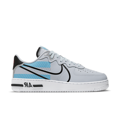 Nike Air Force 1 React LX Grijs CT3316-001