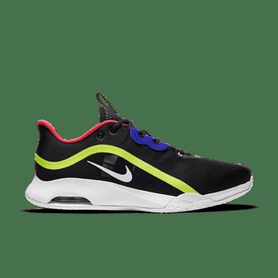 NikeCourt Air Max Volley Hardcourt Zwart CU4274-001
