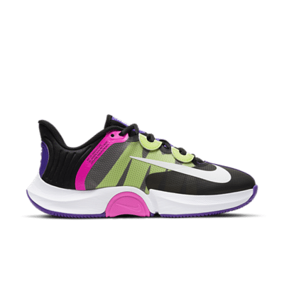 NikeCourt Air Zoom GP Turbo Hardcourt Zwart CK7580-002