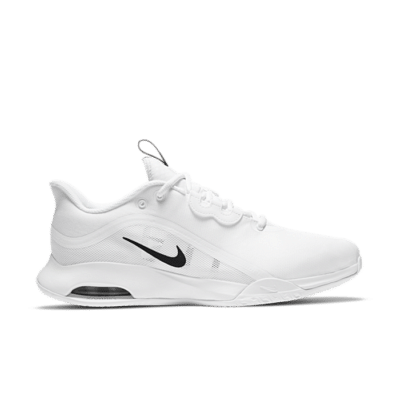 NikeCourt Air Max Volley Hardcourt Wit CU4274-100