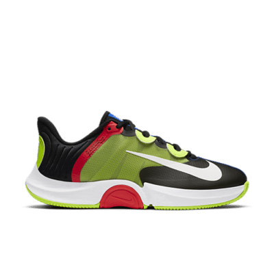 NikeCourt Air Zoom GP Turbo Hardcourt Zwart CK7513-002