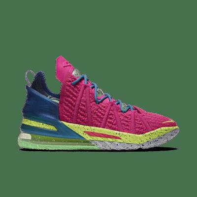 Nike LeBron 18 Pink DB8148-600