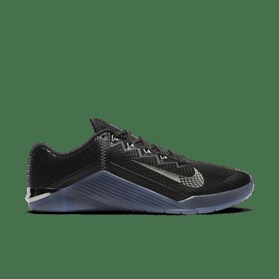 Nike Metcon 6 AMP 'Black Metallic Pewter' Black CT1241-001