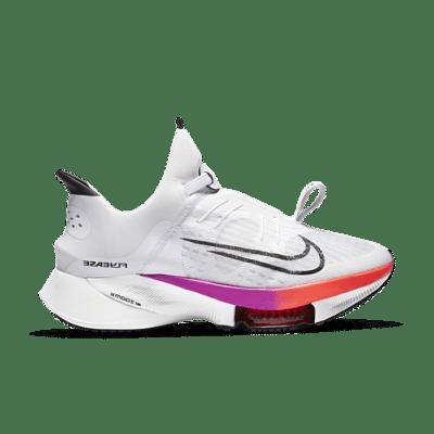 Nike Air Zoom Tempo NEXT% Flyease 'White Multi' White CV1889-102
