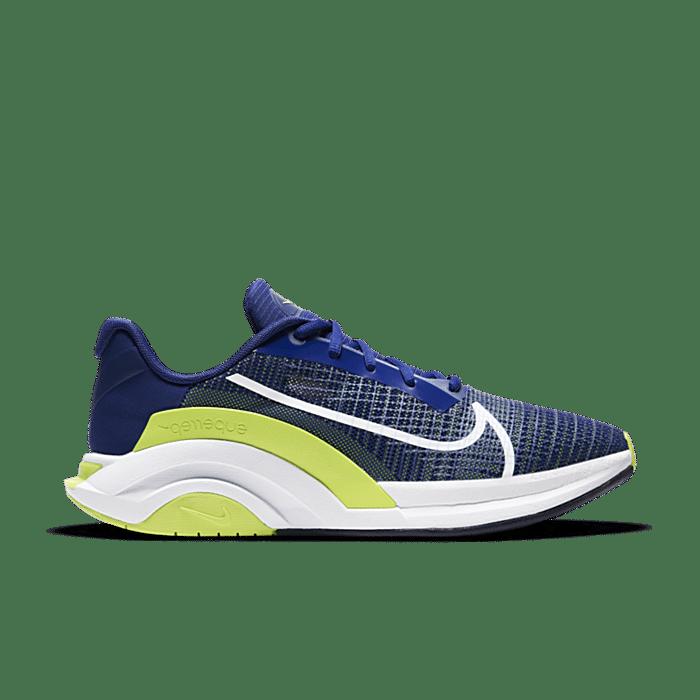 Nike ZoomX SuperRep Surge Endurance Blauw CU7627-410