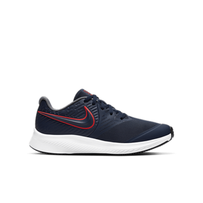 Nike Star Runner 2 Blauw AQ3542-405
