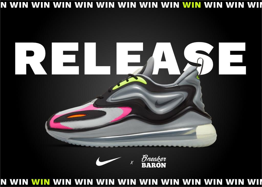 BIG NEWS: Op 02-12 komt de nieuwe Nike Air Max Zephyr uit en jij kunt hem winnen