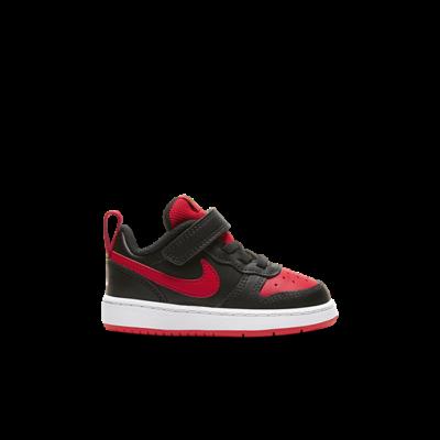 Nike Court Borough Low Zwart BQ5453-007