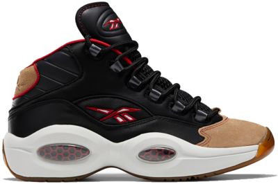 Reebok Question Mid 76ers Away H00847
