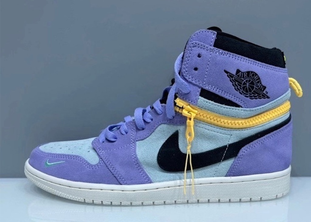 Switch it up met de nieuwe Air Jordan 1 High (en Low) Switch