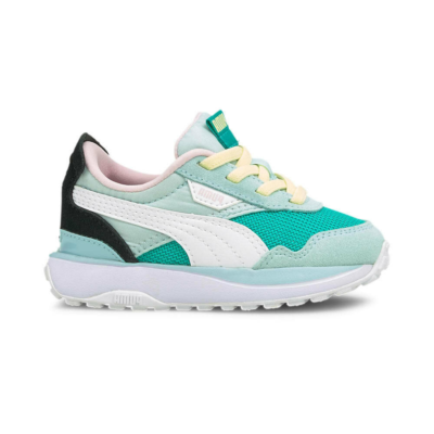 Puma Cruise Rider sneakers baby's Groen 381792_01