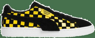 PUMA x Chinatown Market Suede Sneakers 370133-01 zwart 370133-01