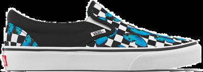 VANS Butterfly Checkerboard Classic Slip-on  VN0A5AO85KK
