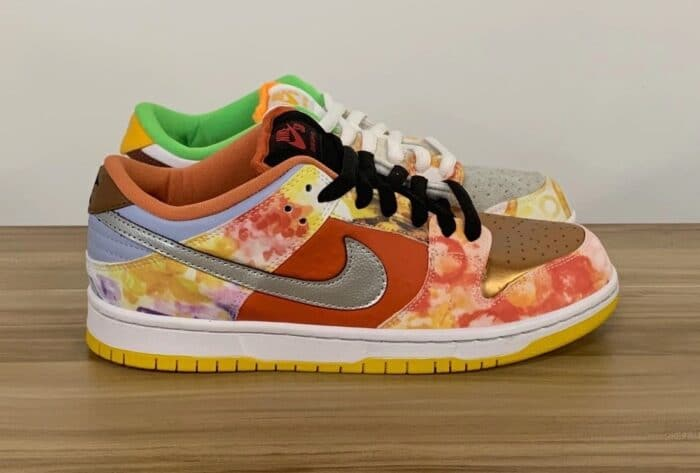 Chinese new year Nike Dunk low sb
