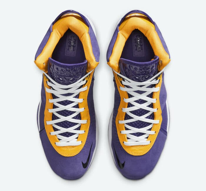 lakers Nike LeBron 8