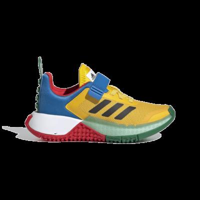 adidas adidas x LEGOu00ae Sport Eqt Yellow FY8440