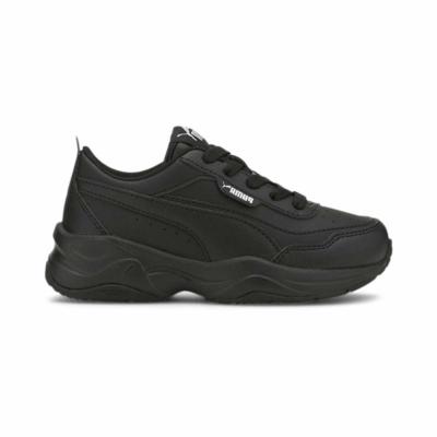 Puma Cilia Mode sportschoenen Zwart / Wit / Zilver 374232_01