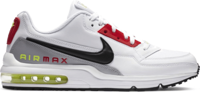 Nike nike air max ltd 3 sneakers grijs/blauw heren wit