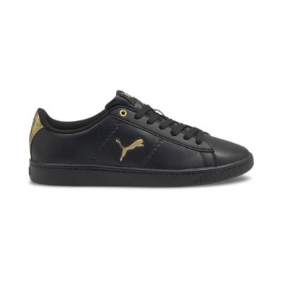 Puma Vikky v2 Cat Metallic sneakers dames Goud / Zwart / Wit 375913_02
