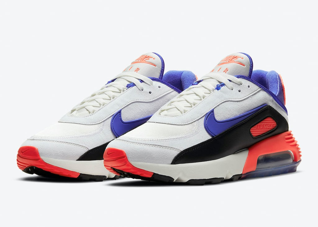 Vier de Air Max evolutie met de nieuwe Nike Air Max 2090 Evolution of Icons