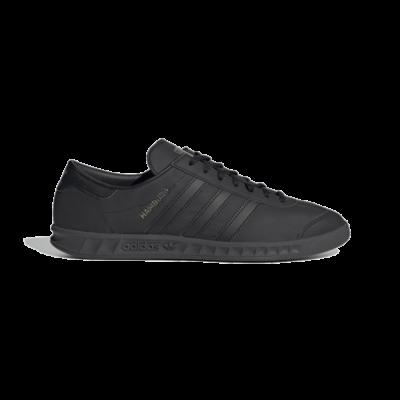 adidas Originals Hamburg Core Black  FX5668
