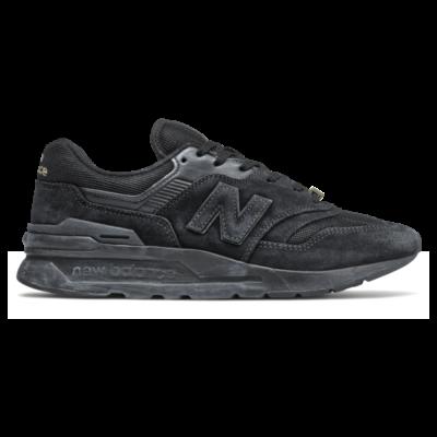 Herren New Balance 997H Black/NB Light Blue CM997HFX