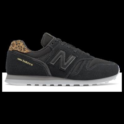 Damen New Balance 373 Black/Gold
