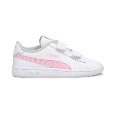 Puma Smash v2 Leather sportscchoenen Wit / Roze 365173_28