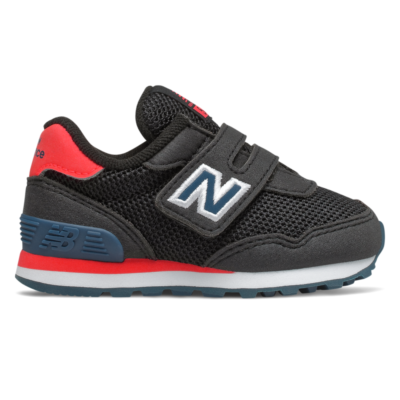 New Balance 515 Classic Black/Energy Red