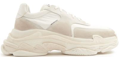 Balenciaga Triple S White Ecru 506346 W09T1 9000
