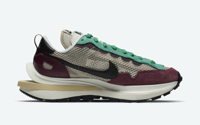sacai VaporWaffle nike collaboration