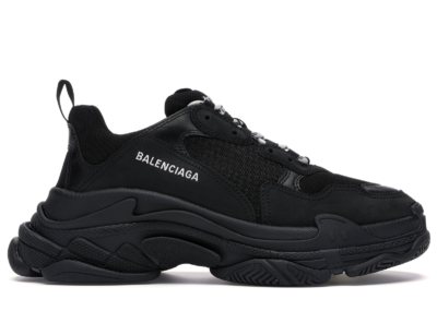Balenciaga Triple S Black (2019) 534217 W09O1 1000/ 534217 W2CA1 1000