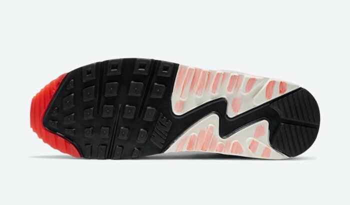 waffle sole Nike Air max 90