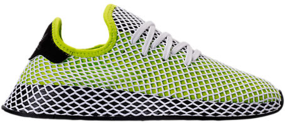 adidas Deerupt Muted Neons Solar Slime B27779