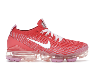 Nike Air VaporMax Flyknit 3 Track Red Magic Flamingo (W) CU4756-600