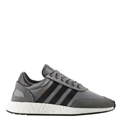 adidas Iniki Runner Grey Four Core Black BY9732