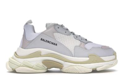 Balenciaga Triple S White (2018 Reissue) 512177W09E19000