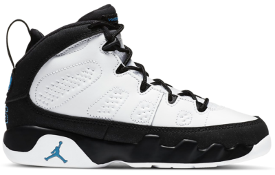 Jordan 9 Retro University Blue (PS) 401811-140