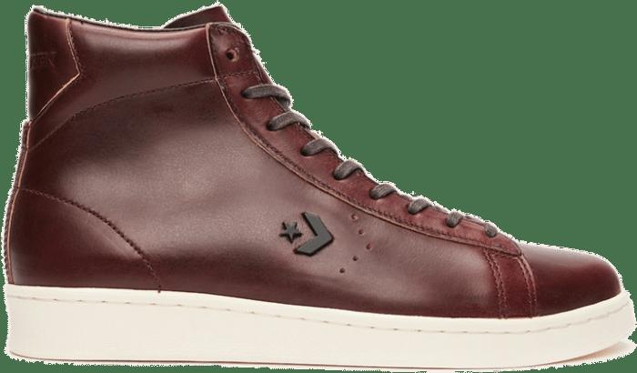 Converse Pro Leather Hi Brown 168750C
