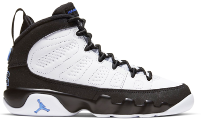 Jordan 9 Retro University Blue (GS) 302359-140