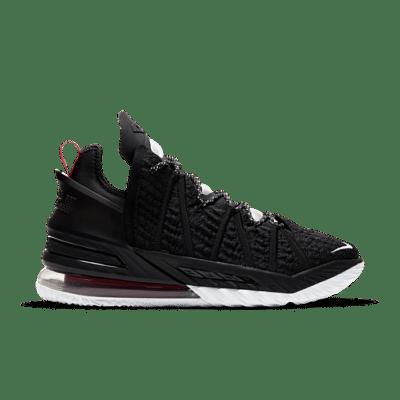 Nike LeBron 18 Black CQ9283-001