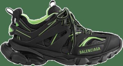 Balenciaga Track Dark Grey Green (W) 542436W3AC21035