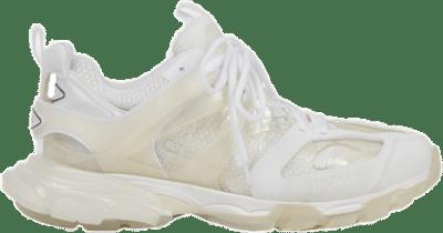 Balenciaga Track Clear Sole White (W) 647741W3BM19000