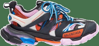 Balenciaga Track Trainers Black Orange (W) 542436W1GC11054