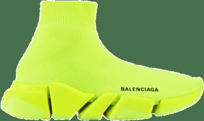 Balenciaga Speed 2.0 Fluo Yellow (W) 617196W17267204